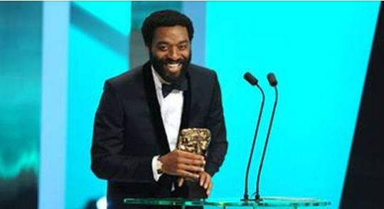 Who gets Most Oscar Help from BAFTAS? Chiwetel Ejiofor, that's who!