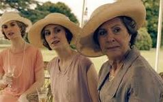 Downton Finale Tomorrow~Over So Quickly!