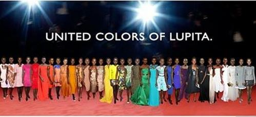 The United Colors of Lupita!