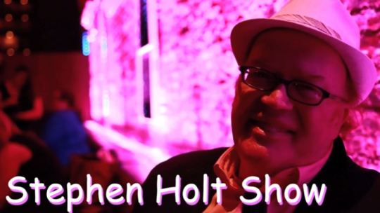 New Kickstarter Project Launched! Get Stephen Holt Show to TIFF 1014!