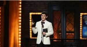 Alex Sharp Wins Tony