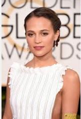 Alicia Golden Globes 1