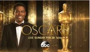Chris Rock Oscar 1