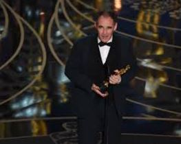 Mark Rylance & Oscar 1
