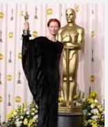Tilda Swinton Oscar 2