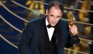 Mark Rylance & Oscar 3