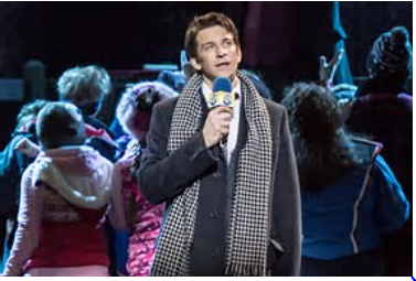 Andy Karl Ground Hog Day 1