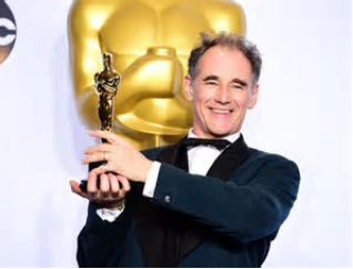 Mark Rylance with Oscar 1