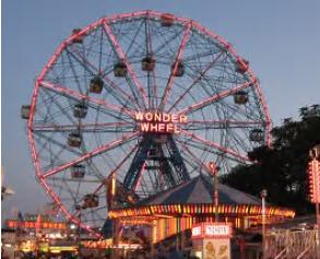 Wonder Wheel 3