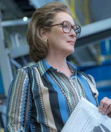 Meryl Streep the Post 2