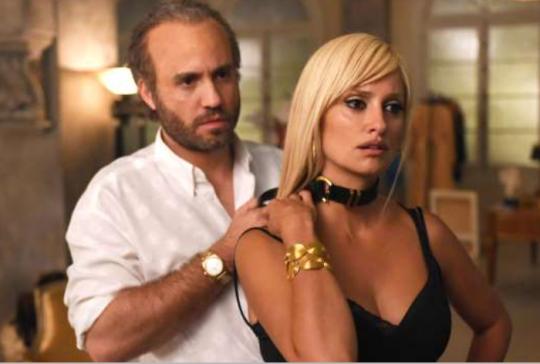 Donatella & Versace